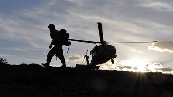 Diyarbakır Kulp'ta çatışma: 3 asker yaralı