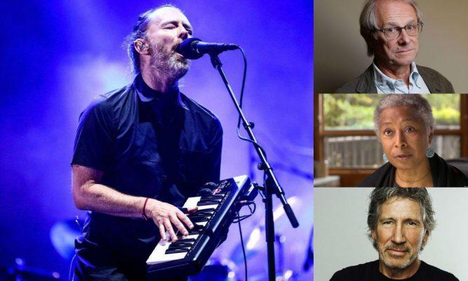 Radiohead'e'İsrail konserini iptal etmesi' için çağrı