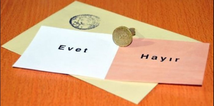 AGİT'in Başkanlık Referandumu raporundan bölümler yayınlandı