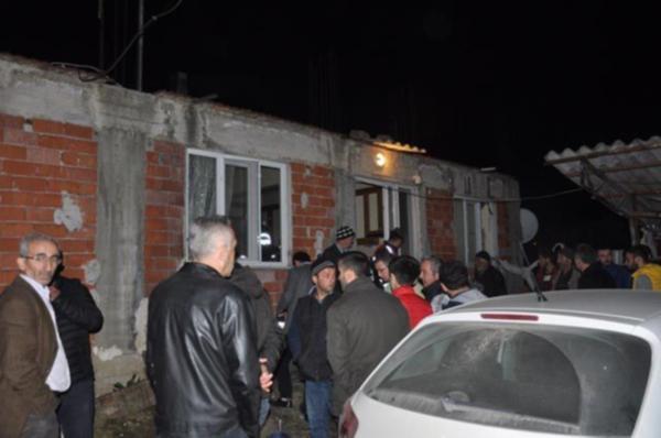 Sakarya'da gaz patlaması: Yaralılar var