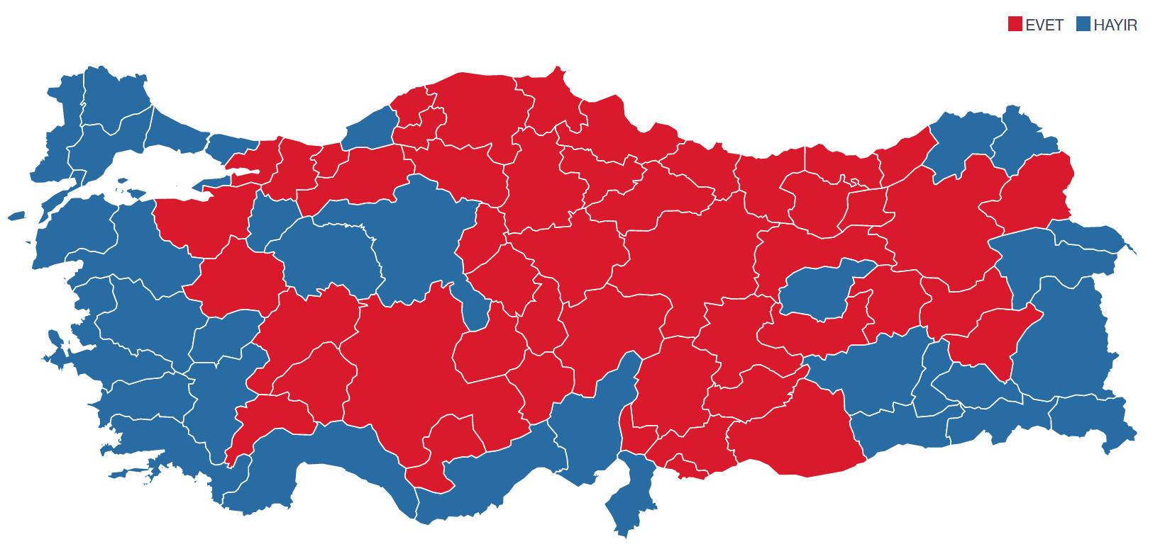 Türkiye'nin 7 büyük ilinde AKP-MHP ittifakı çöktü