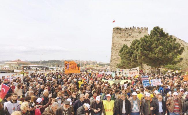 Sinop halkından nükleer santrale Hayır!