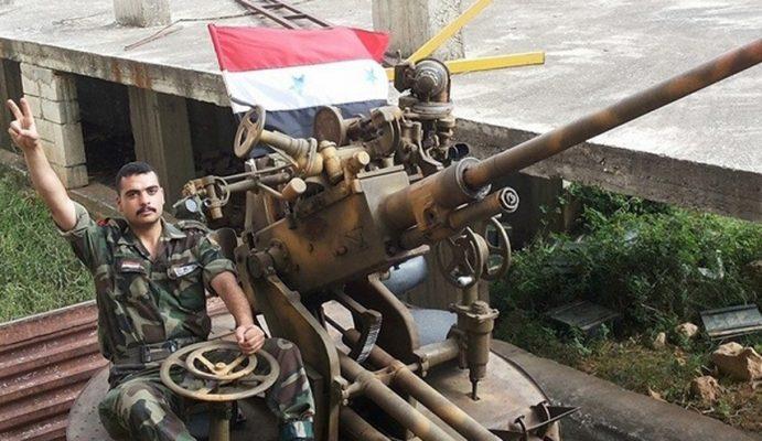 Suriye Ordusu ilerliyor, cihatçılar Hama'nın kuzeyinden çekiliyor!