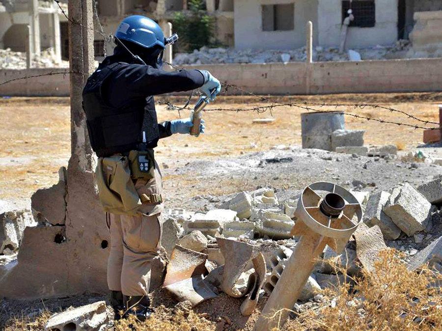 Rusya: Yeni provokasyonlar için Han Şeyhun, Doğu Guta ve Halep'e zehirli maddeler götürülüyor