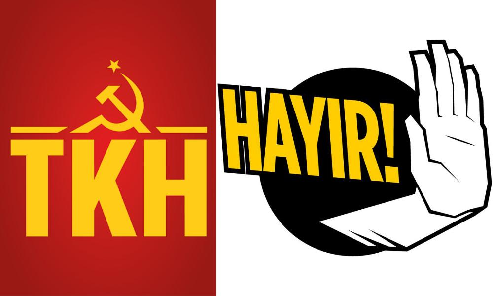 Türkiye Komünist Hareketi'nden açıklama: Bu şaibeli sonuç yetmez, bu dava bitmez!