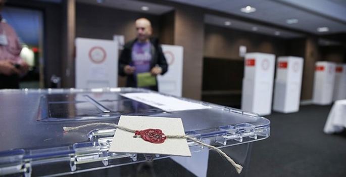 Yurtdışındaki oylamalar: Bir haftada 57 ihlal tespit edildi!