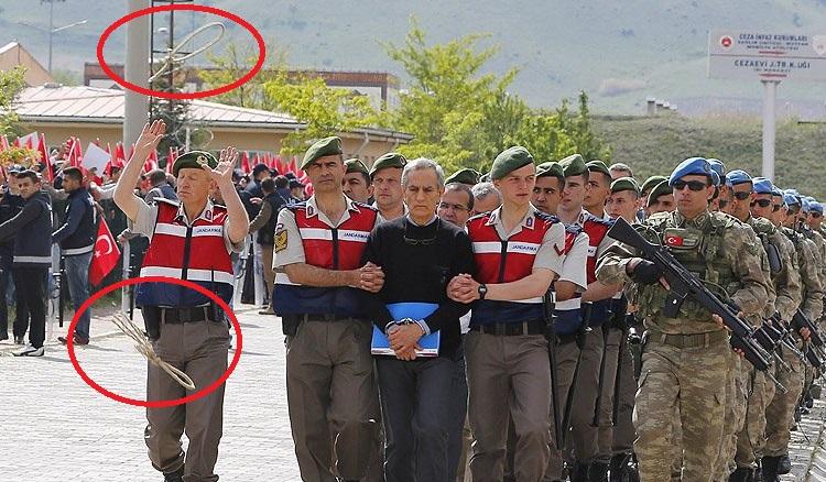 VİDEO | 15 Temmuz'un en kritik davası öncesi sanıklara idam ipleri: İşte o görüntüler...