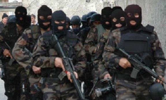 4 bin polis ve jandarma Suriye'ye gidiyor