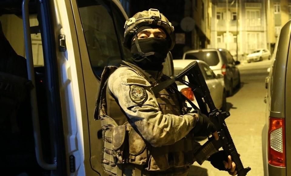 Polisten Bursa'da IŞİD baskınları: 38 gözaltı