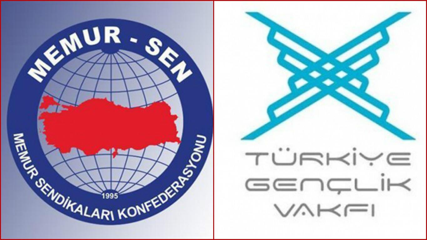 İBDA-C'cilerin kampanyasına Memur-Sen ve Bilal Erdoğan'ın vakfı sponsor oldu