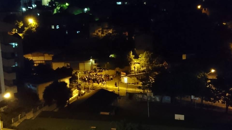 İTÜ yurdu basıldı: Öğrencileri sopalarla darp edip kaçtılar