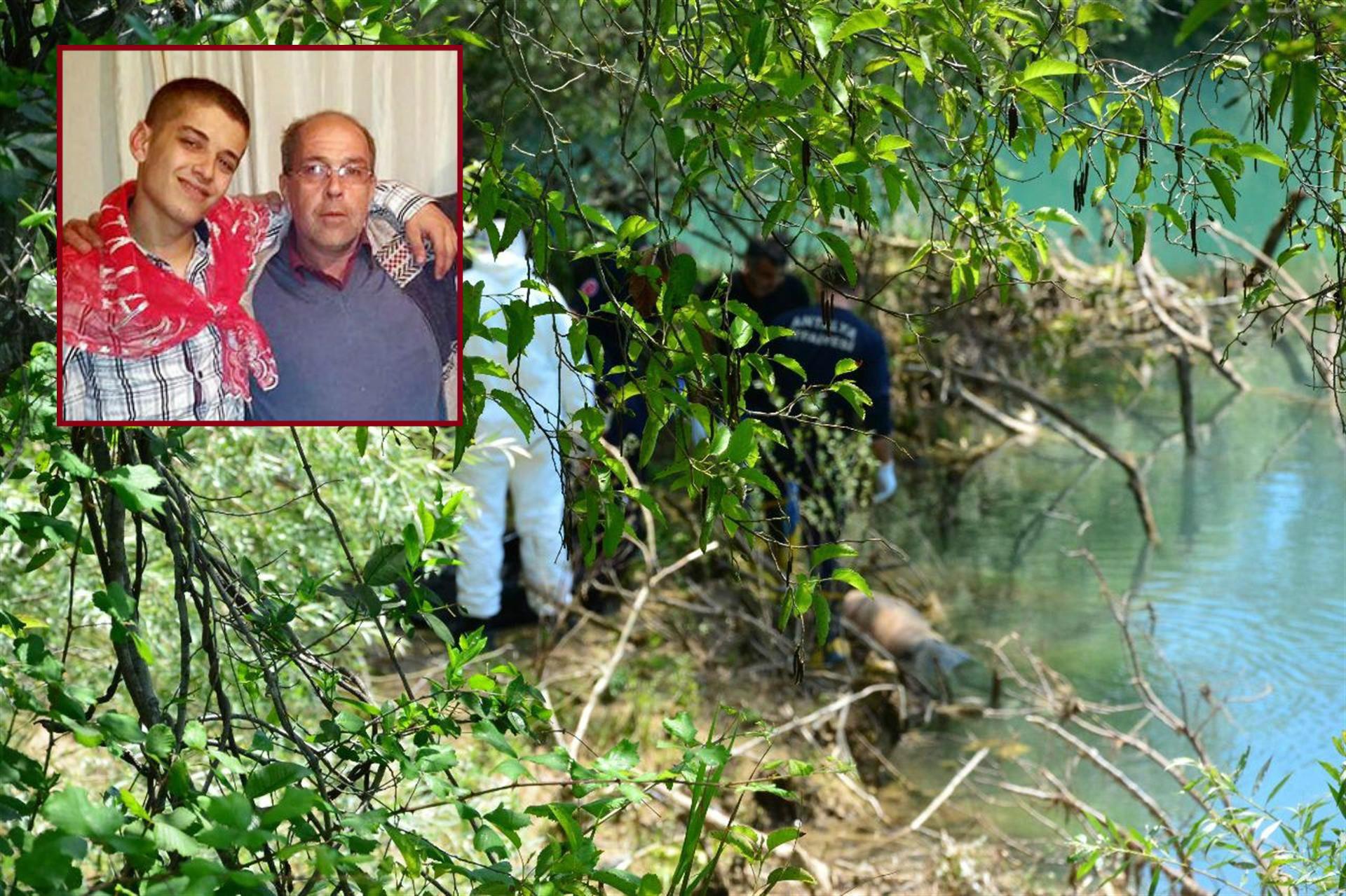 Polisten kaçan 18 yaşındaki gencin ırmakta cesedi bulundu