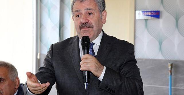 AKP'de Şaban Dişli tartışması
