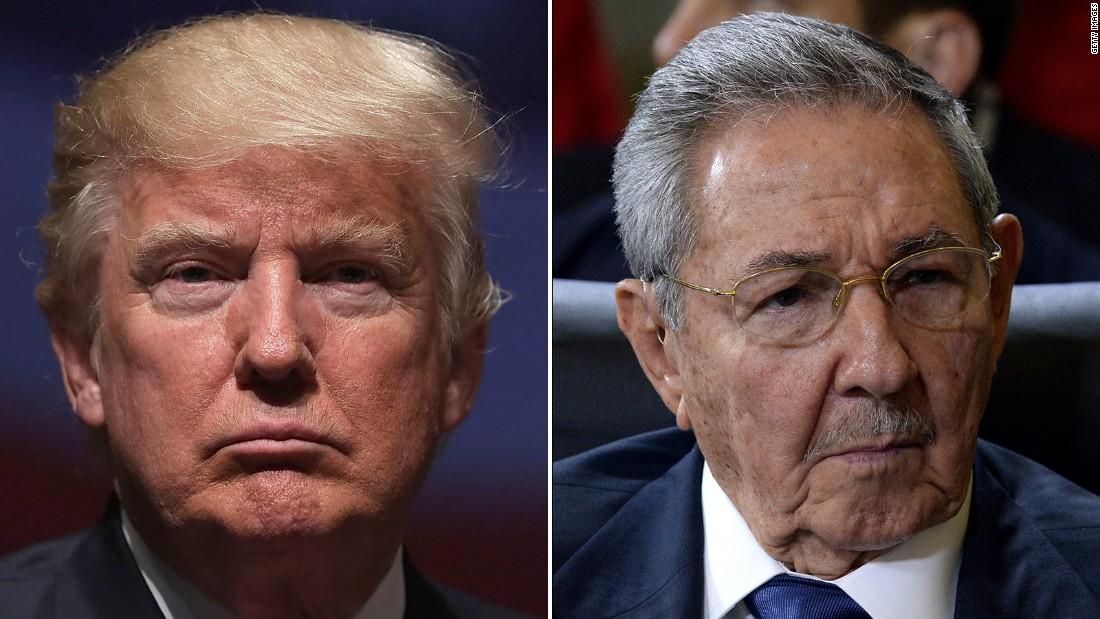 Küba'nın Bağımsızlık Günü'nde Küba-ABD gerginliği