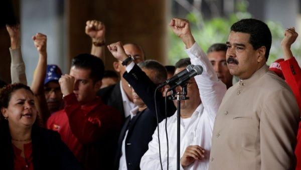 Venezuela seçimlere gidiyor