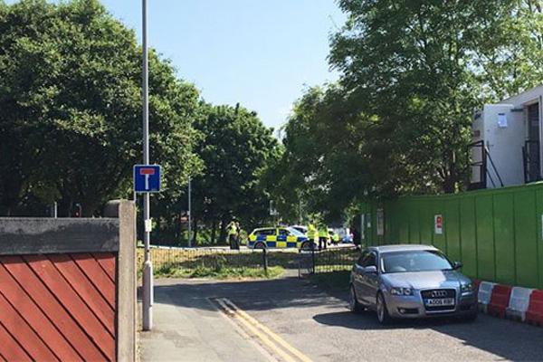 Manchester'da bomba alarmı!