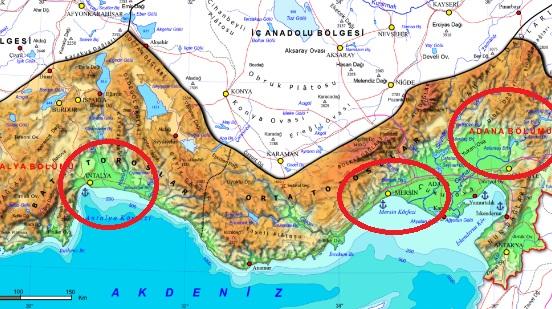 Adana, Mersin, şimdi de Antalya: Akdeniz sarsılıyor...
