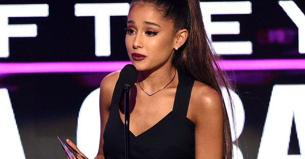 Konserinde intihar saldırısı düzenlenen şarkıcıdan açıklama geldi