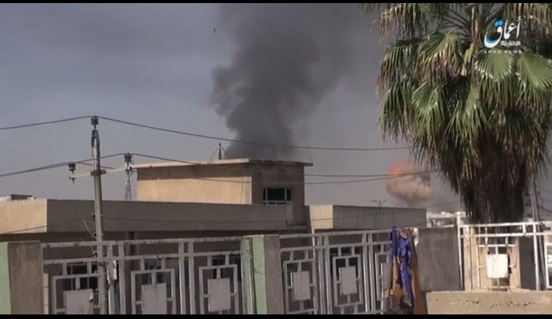 IŞİD Afganistan devlet televizyonuna saldırdı