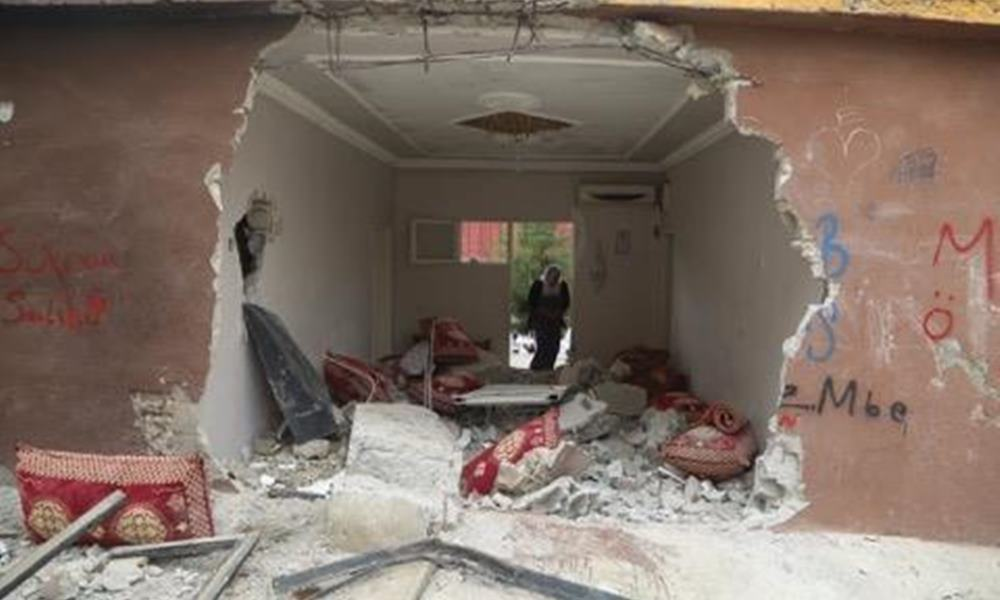 Silopi'de panzerin ezdiği çocukların annesi konuştu: Polis bize silah doğrulttu