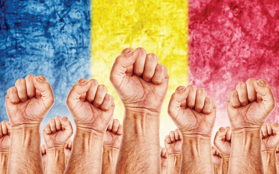 Romanya'da 20 bin memur 2 gün süreyle grevde
