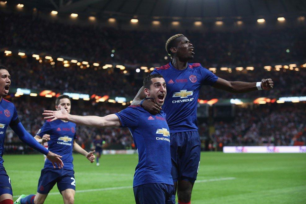 UEFA Avrupa Ligi şampiyonu Manchester United oldu