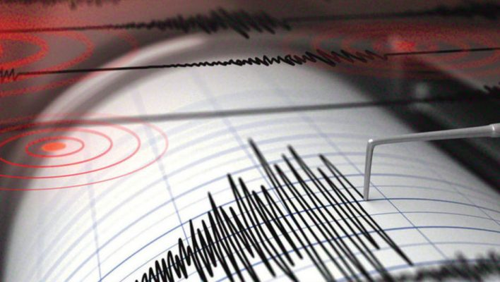 Türkiye sınırında deprem