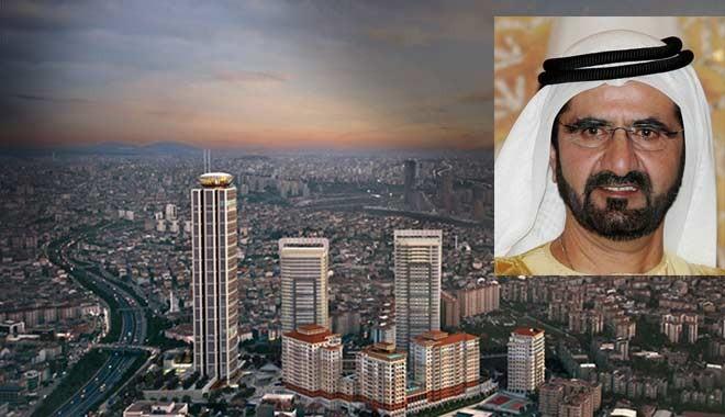 Yedi yıldır hiç bir yere ruhsat vermeyen AKP'li belediyeden Dubai Şeyhi'nin AVM'sine jet hızıyla içki ruhsatı