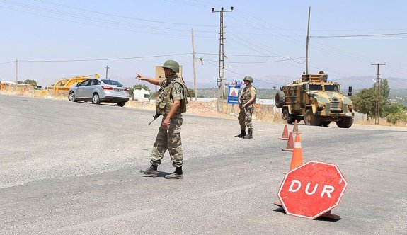 Hatay'da 3 ilçe 'özel güvenlik bölgesi' ilan edildi