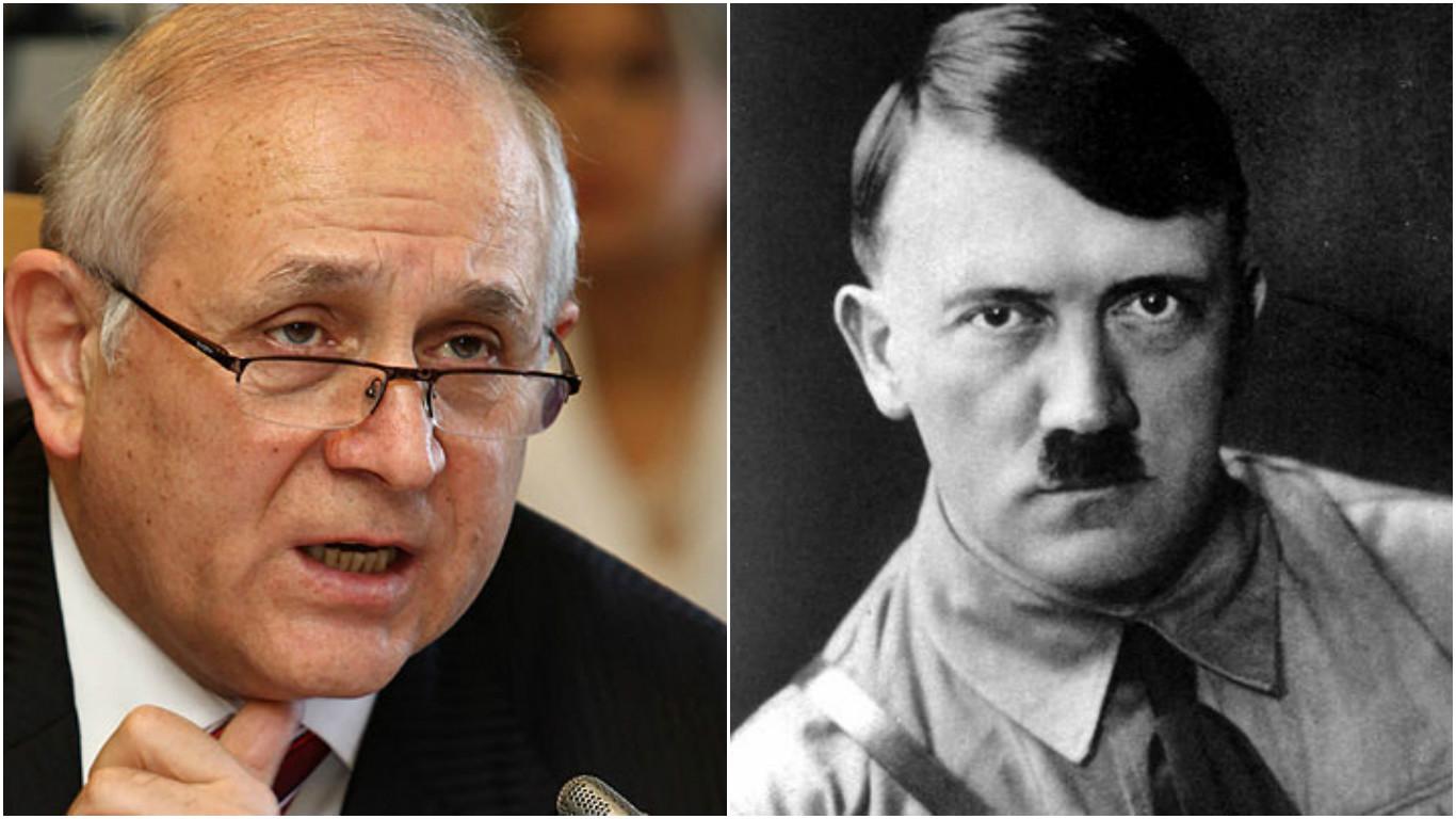 'Prof. Dr.' Burhan Kuzu'dan tarih dersleri: Hitler aslında 1945'te ölmemiş...