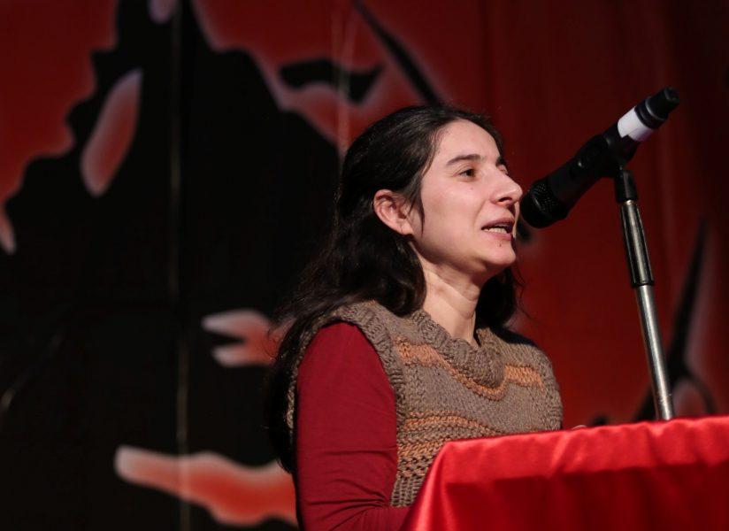 TKH Genel Başkanı Aysel Tekerek: Sosyalist Türkiye için örgütlü mücadeleyi büyüteceğiz!