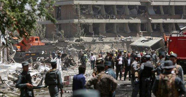 Kabil'de intihar saldırısı: En az 80 ölü!