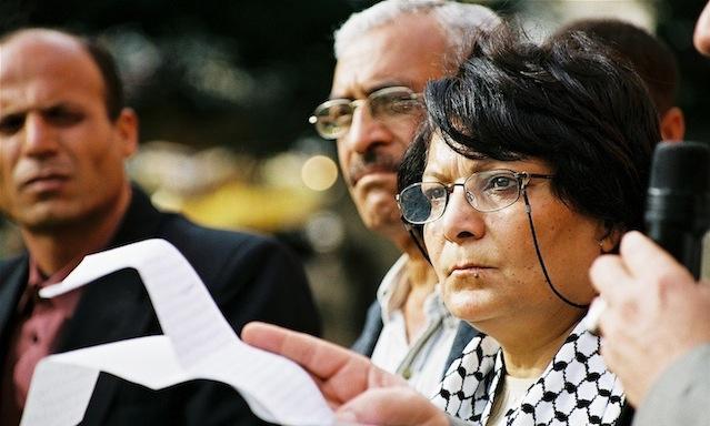 FHKC'li Leyla Halid, Filistinli tutsaklara destek için açlık grevine başladı