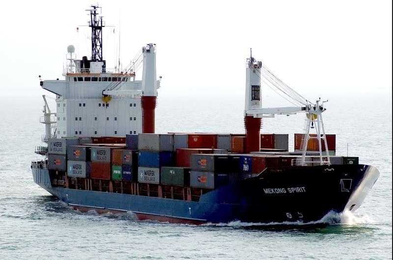 Türkiye'den Sudan'a giden patlayıcı yüklü gemiye inceleme