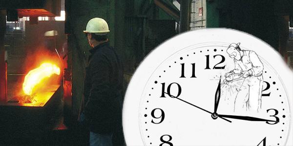 Emekçilerin en uzun süre çalıştırıldığı ülke Türkiye!