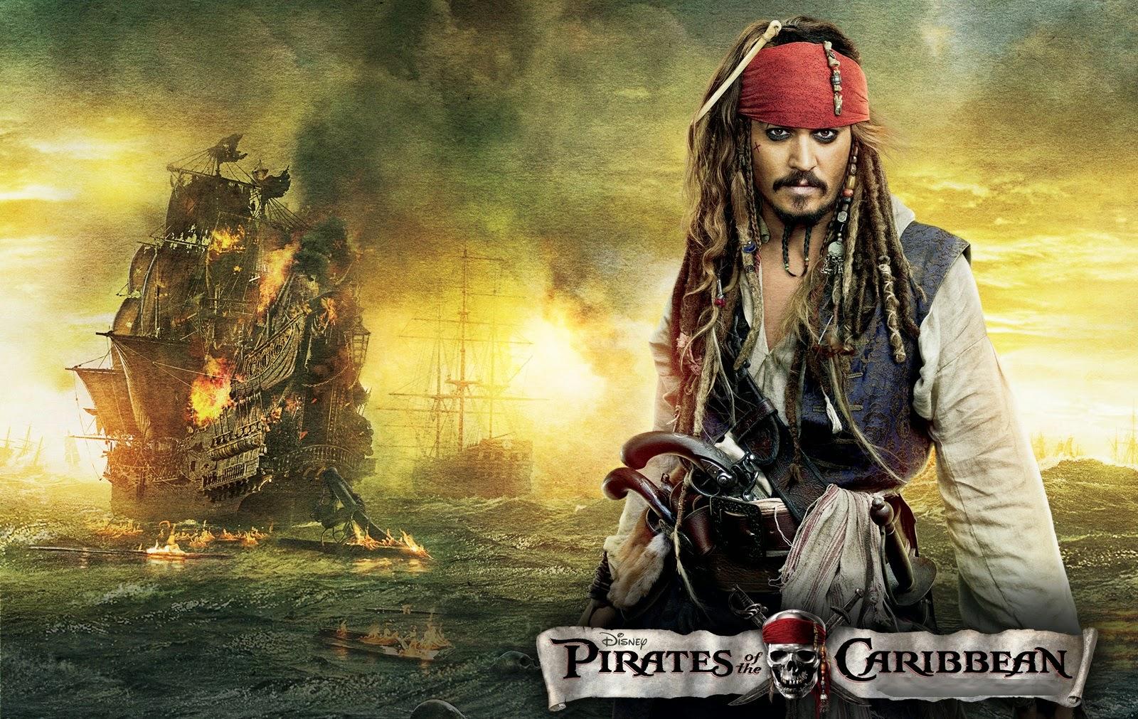 Karayip Korsanları'nın son filmi internete sızdırıldı