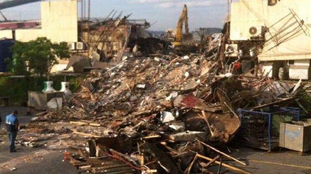 39 kişinin katledildiği Reina'da yıkım: Açıklama geldi