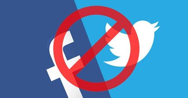 Mühürsüz oy protestolarına sosyal medya yasağı!