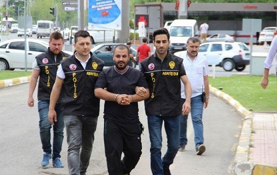 Diyarbakır'da yolda yürüyen genç çifte saldıran adamın babası konuştu