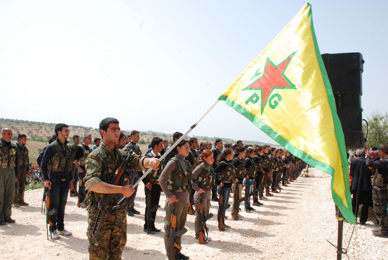 YPG'den Afrin açıklaması