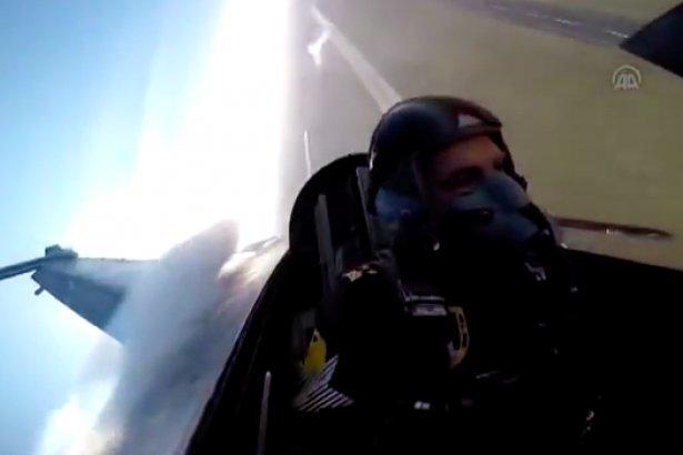 VİDEO | TRT Akın Öztürk'lü savaş uçağı tanıtımı yayınladı