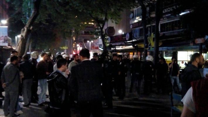 VİDEO | Ankara Yüksel Caddesi'nde polis saldırısı: Gözaltılar var