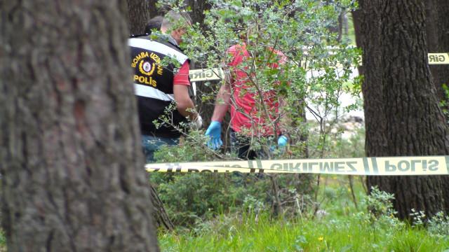 Aydos Ormanı'nda C4 patlayıcı bulundu