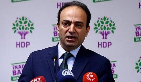 HDP'den 'ittifak' ve 'kongre' açıklaması