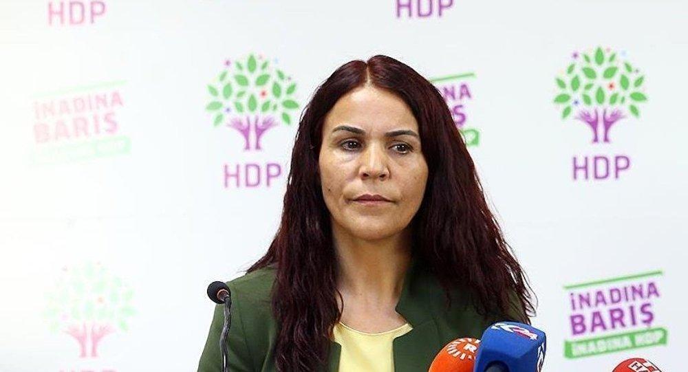 HDP'li Besime Konca'nın vekilliği düşürüldü: HDP'den açıklama