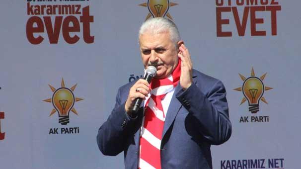 Başbakan Yıldırım'dan Cumhuriyet'e tazminat davası