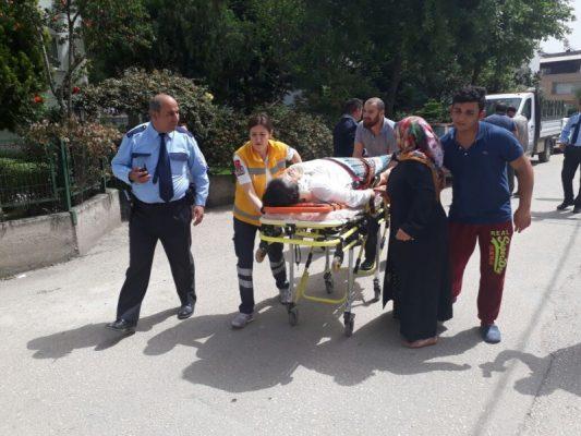 Bursa'da bir kişi annesi ve kızkardeşini silahla rehin aldı!