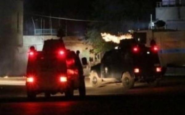 Cizre'de polis kontrol noktasında patlama!