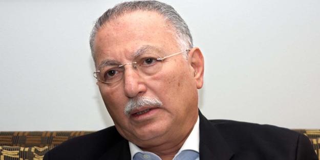 MHP'li Ekmeleddin İhsanoğlu kalp krizi geçirdi