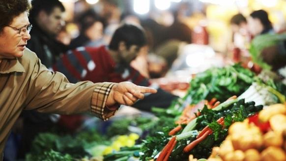 Türkiye'de enflasyon dünya ortalamasının 4,4 kat üzerinde